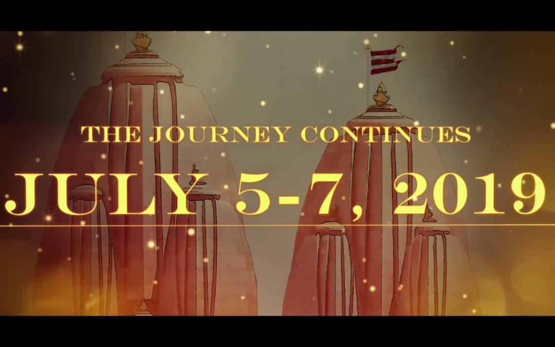 The Journey to Mandir Mahotsav
